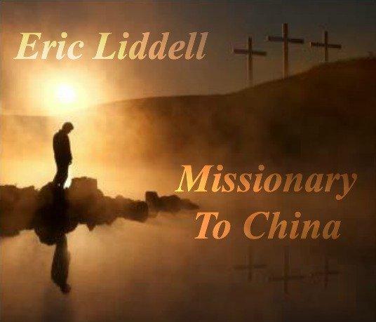 Eric Liddell, Missionary