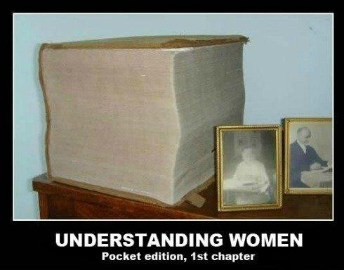 Funny, women, Understanding women, funny book, quote