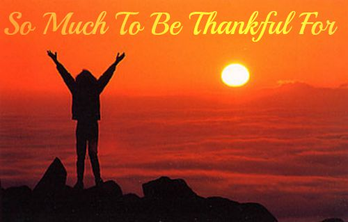 Thankfulness Quote, funny christian picture