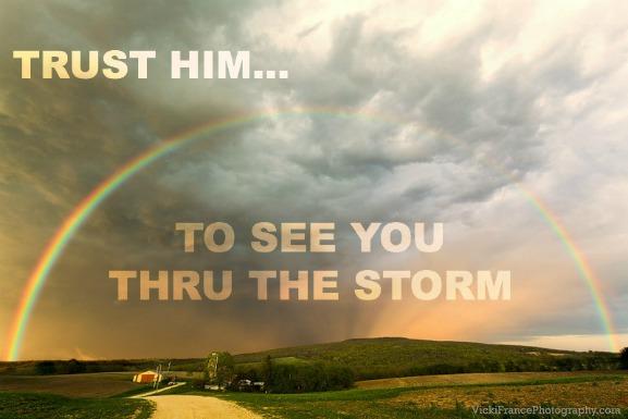 a rainbow of my tears