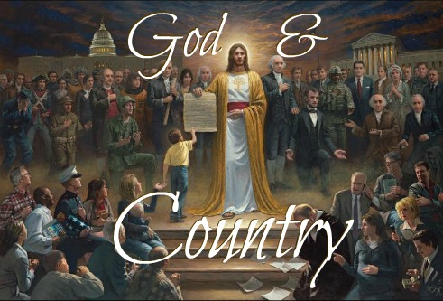 God and Country, government, one nation under God