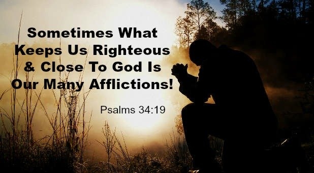 Psalms 34:19, afflictions