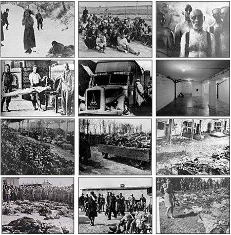 Atrocities, war crimes, man's inhumanity to man