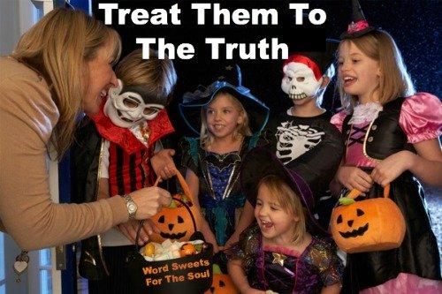 Jesus Ween, all saints day, Halloween, christian
