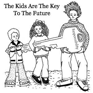 kids are the future, christian mission