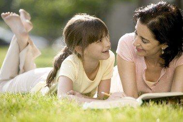 reading with child, teaching children