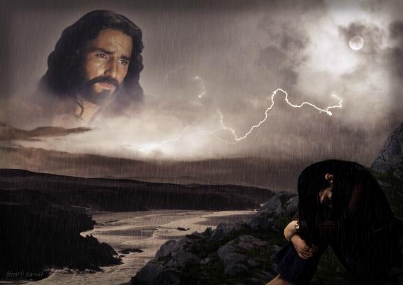 jesus knows, brokenhearted, jesus cares