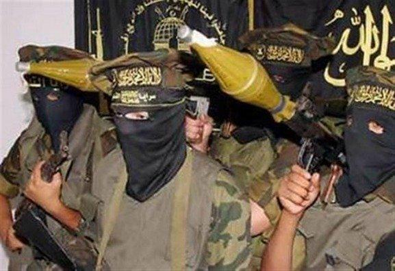 ISIS Terrorist, Middle East Violence