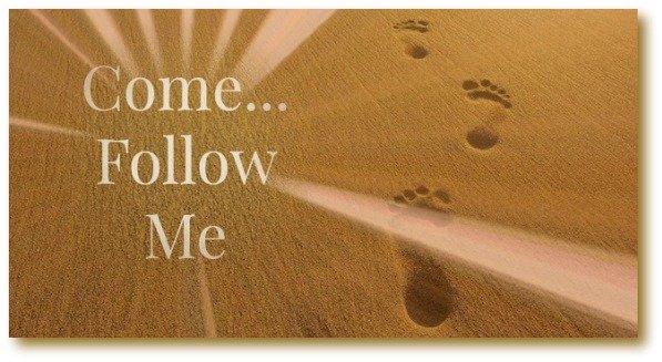 Come Follow Me, Matthew 4:19