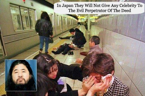 aum shinrikyo, shoko asahara, cult, copy cat killers