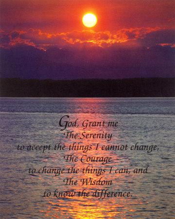 Serenity - Prayer Pics