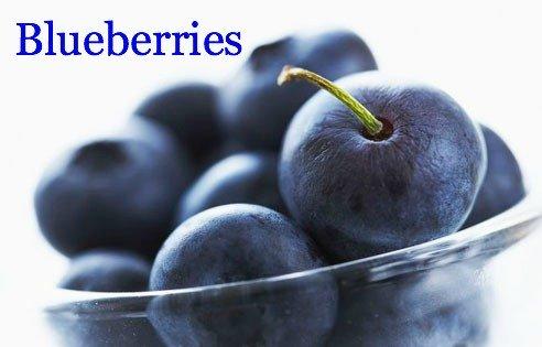 blueberries, healthy food
