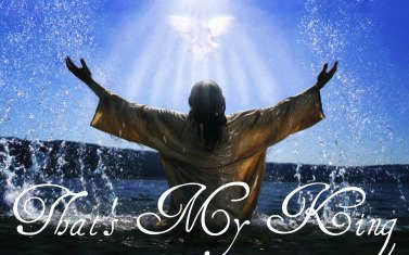 Jesus is My King,