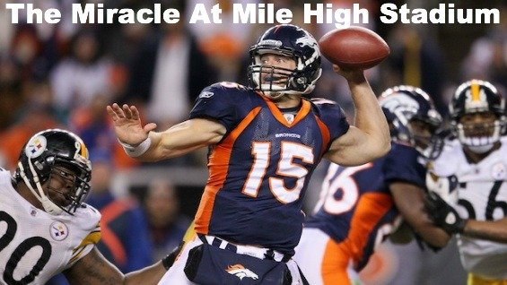 Tim Tebow, John 3:16, Quote