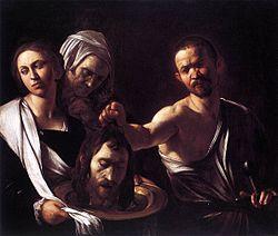 martyr, john the baptist. beheaded