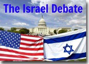 Israel-USA, flags